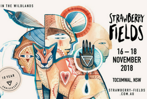 NEXT AT: Strawberry Fields Festival – Nov 2018