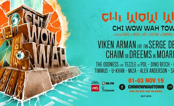 NEXT AT: Chi Wow Wah Town Festival – Nov 2019