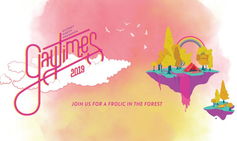 NEXT AT: Gaytimes Festival – Feb 2020