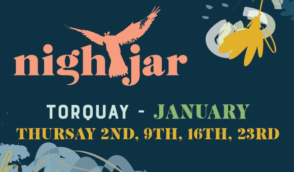 NEXT AT: Nightjar Festival – Jan & Feb 2020