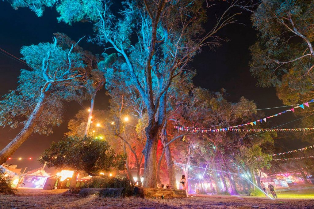 Rainbow Serpent Festival 2018 | Photo credits: Bill La & James Gillot